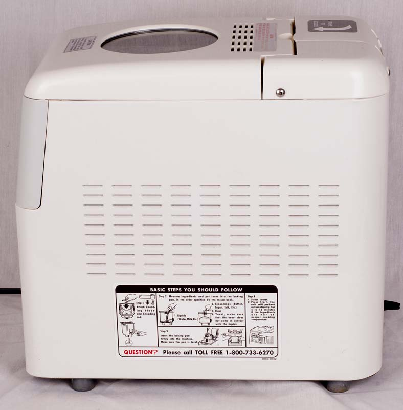 Where To Buy Zojirushi Bread Machine