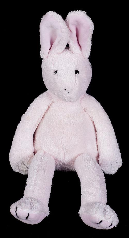 Le Chat Noir Boutique Pottery Barn Kids Bitsy Bunny Rabbit Pink Plush Lovey Misc Plushpbbitsybunnypink